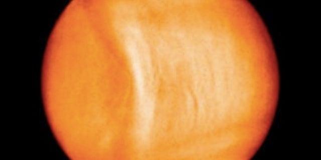 Akatsuki Test Image of Venus