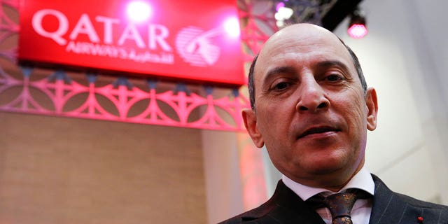 "Qatar Airways CEO Akbar Al Baker called American carriers ""crap"" and poked fun at U.S. flight attendants."