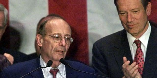 Al D'Amato was a three-term senator representing New York.