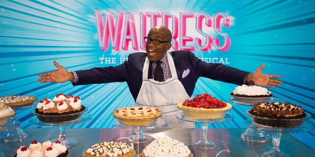 """""""Today"""" show host Al Roker to join the cast of the Broadway musical """"Waitress."""""""