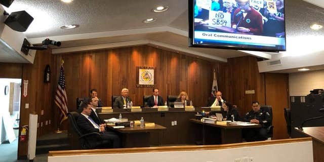 April 16, 2018: Los Alamitos council members decided to approve an ordinance opting out of California's sanctuary state law that limits cooperation between police and federal immigration authorities.