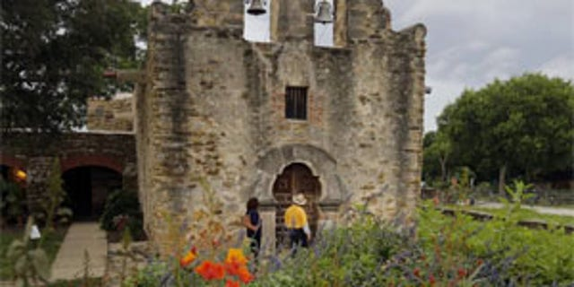Mission Espada is among five 18th-century San Antonio missions that were collectively granted World Heritage Site status Sunday.
