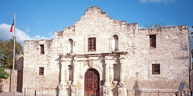 The Alamo (www.southtexas.va.gov)