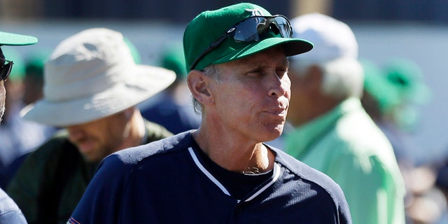 Alan Trammell in March 2015.