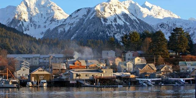 Alaska coast