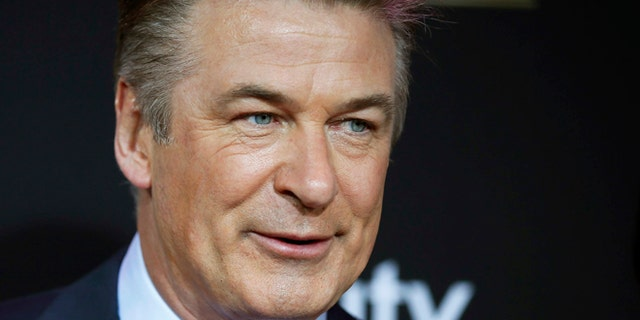 Host Alec Baldwin arrives at the 2nd Annual NFL Honors in New Orleans, Louisiana, February 2, 2013.