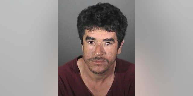 Alejandro Alvarez, 32, is accused of attacking his wife with a chainsaw. Immigration officials said Alvarez was previously deported 11 times.