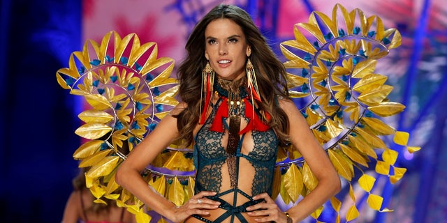 Alessandra Ambrosio will walk in the 2017 Victoria's Secret Fashion Show.