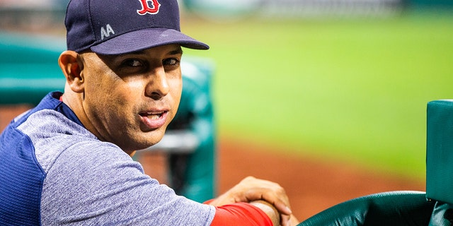 Alex Cora is the first Puerto Rico-born manager to win a World Series.