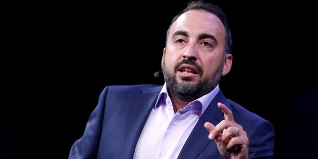 Alex Stamos, the chief information security officer for Facebook.