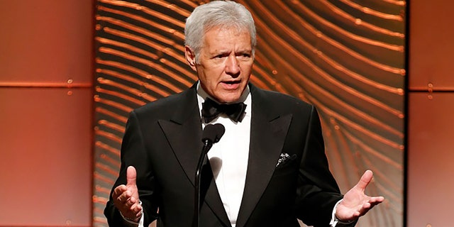 """Alex Trebek came under fire for asking """"Jeopardy!"""" contestant if her job as an Army Master Sergeant was hard because she was a woman."""