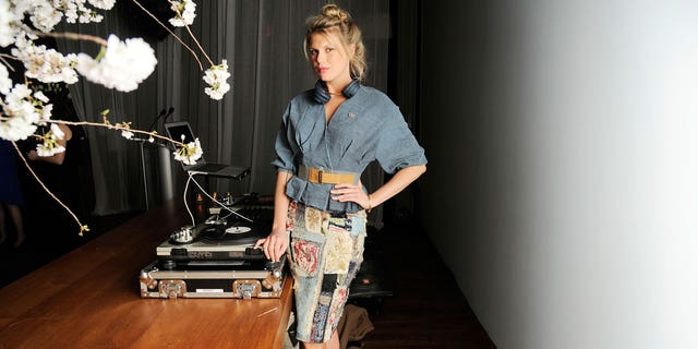 Alexandra Richards is engaged to Jacques Naude, a visual artist and filmmaker with a background in advertising and fashion.