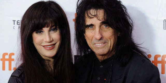 Alice Cooper and Sheryl Goddard married in 1976. They have three children.