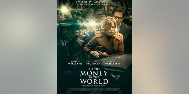 """""""All the Money in the World,"""" starring Mark Wahlberg and Michelle Williams, was released on December 25, 2017."""
