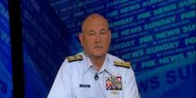 National Incident Commander Adm. Thad Allen (FNC)