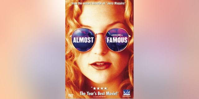 'Almost Famous' was released in 2000.