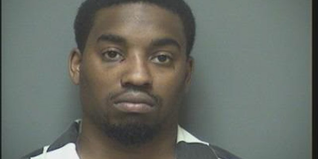 Jaime Townes is believed to have opened fire on 23-year-old Breunia Jennings.