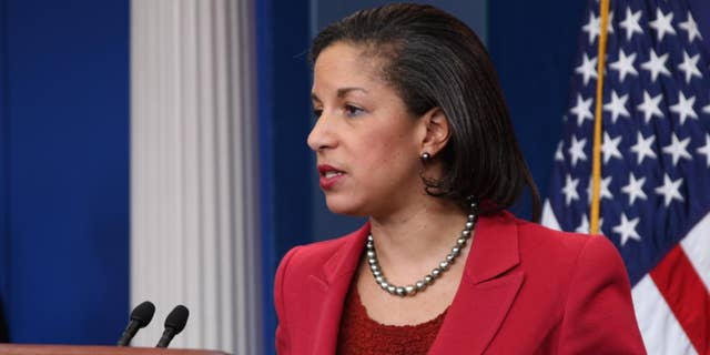 Rice was ambassador to the UN when she went on Sunday news shows to say the Benghazi attack was prompted by a video.