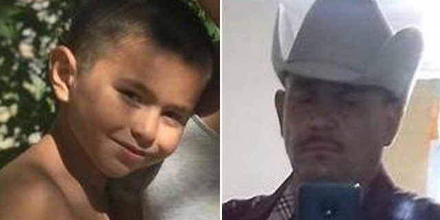Victor Nunez-Coronado, 8, is one of two missing Phoenix boys, according to police. They are believed to be with their father, Dimas Coronado, 47, police said.