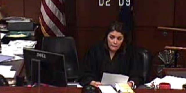 Jefferson District Court Judge Amber Wolf