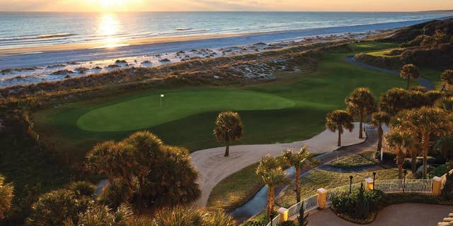 Love to golf? Amelia Island is calling you to the green.