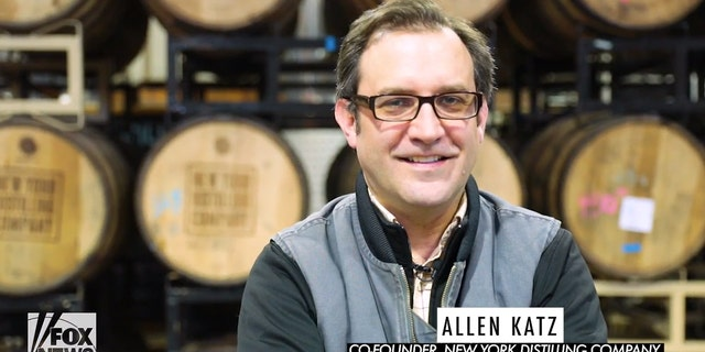 """""""There's still a great story to be told about rye whiskey as not only a resolute American spirit, but also a really interesting agricultural and cocktail context for New York,"""" says Allen Katz, the co-founder of New York Distilling Company."""