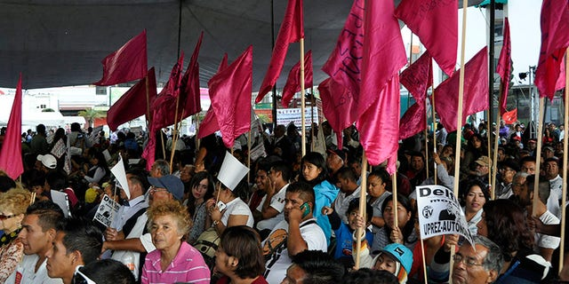 AMLO held a rally last week in Ecatepec, the most murderous town in Mexico.