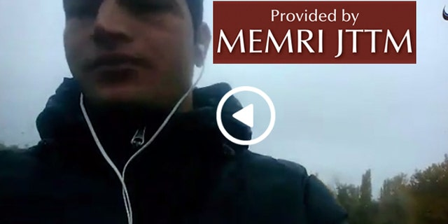 Amri pledged his loyalty to ISIS in an undated video.