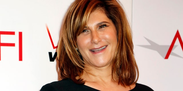 Amy Pascal, former head of Sony Pictures.