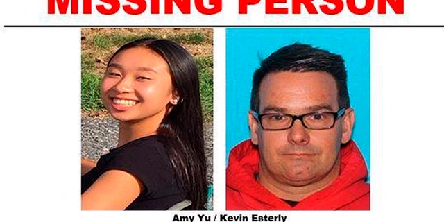 """Police believe Amy Yu """"willingly"""" flew from Philadelphia International Airport to Dallas, and ultimately to Cancun, Mexico, with Kevin Esterly."""