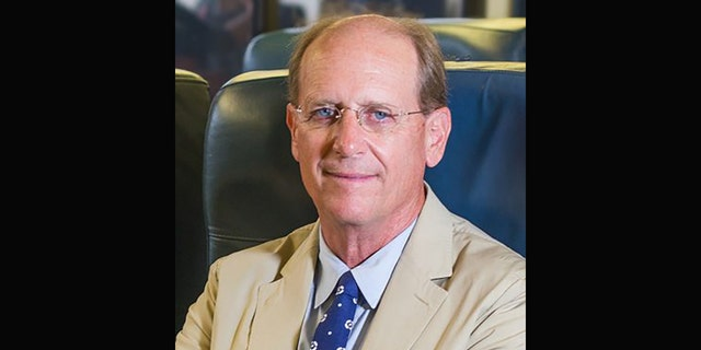 Richard Anderson, the president and CEO of Amtrak.