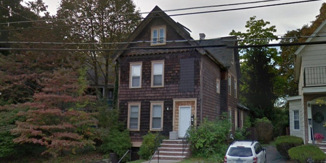 Haley Anderson was found dead Friday at this home in Binghamton, N.Y., where Orlando Tercero lived, police said.