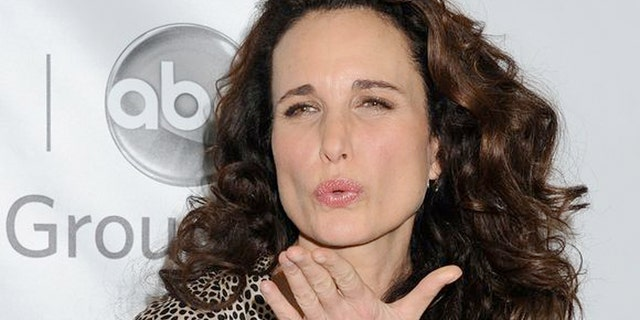 """Actress Andie MacDowell sparked a debate on social media after she tweeted Friday that the airline had put her in """"tourist"""" class."""