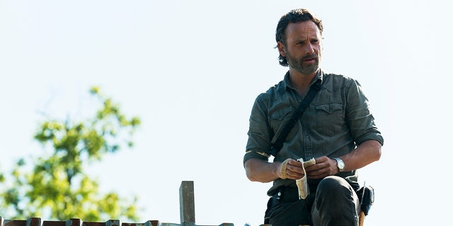 'The Walking Dead' actor Andrew Lincoln explains why he made the jump to the 'Harry Potter' universe.