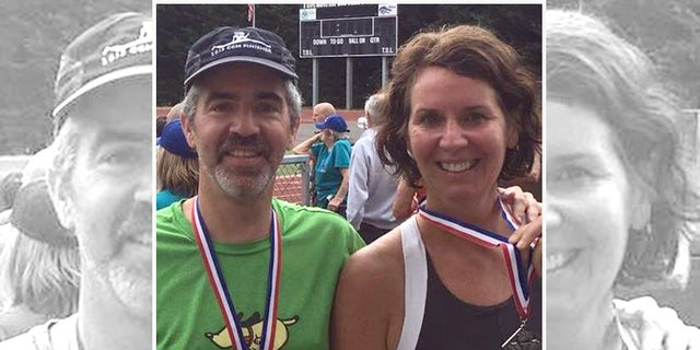 Jody and Andy Fritz were killed in the bus crash on Tuesday.