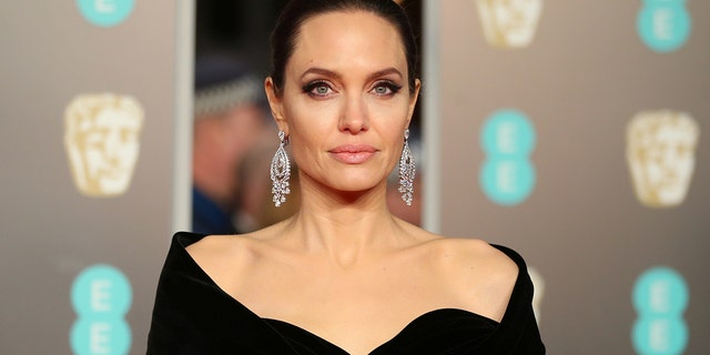 Angelina Jolie isn't ruling out running for public office one day.