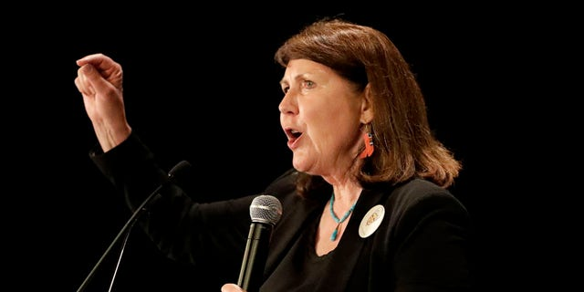 Democrat Ann Kirkpatrick announced Wednesday she would take a leave of absence after an alcohol-related fall led to a serious injury.