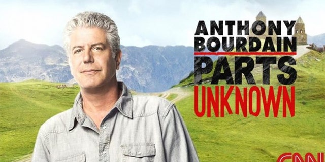 """Anthony Bourdain hosted the CNN original series """"Parts Unknown"""" from 2013-2018."""