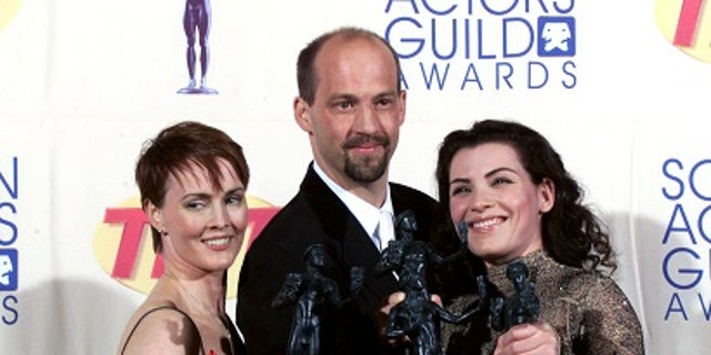 """Anthony Edwards was nominated for an Emmy Award for his role on """"ER."""""""