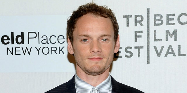 """FILE - In this April 18, 2015 file photo, actor Anton Yelchin attends the Tribeca Film Festival world premiere of """"The Driftless Area"""" in New York. The parents of the """"Star Trek"""" actor have reached a settlement with the makers of the SUV that crushed and killed him in his driveway in 2016. A notice of settlement of the case has been filed in Los Angeles Superior Court. The details are confidential. (Photo by Evan Agostini/Invision/AP, File)"""