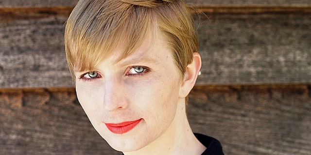 """FILE - This undated file photo provided by Chelsea Manning shows a portrait of her that she posted on her Instagram account on Thursday, May 18, 2017. Manning said she had """"a responsibility to the public"""" to leak a trove of classified documents in her first interview following her release from a federal prison broadcast Friday, June 9 on ABC's """"Good Morning America."""" (Tim Travers Hawkins/Courtesy of Chelsea Manning via AP, File)"""