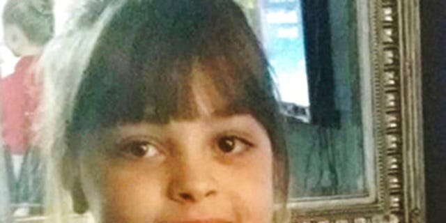 Saffie Rose Roussos was one of the victims of the attack at Manchester Arena. She was 8 years old. (Associated Press)