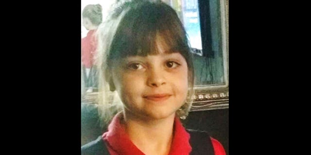 Saffie Roussos was one of the victims of a May 22 attack in Manchester, England, that left 22 people dead.