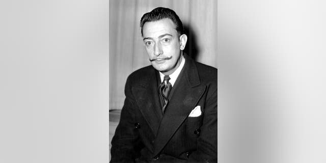 """Salvador Dali is considered to be the father of """"surrealism."""""""