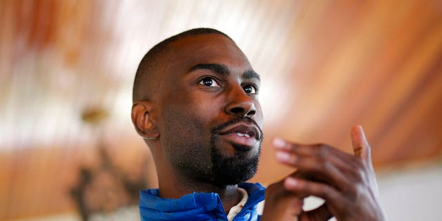 Black Lives Matter activist Deray McKesson has stepped down from his position with Baltimore Public Schools.