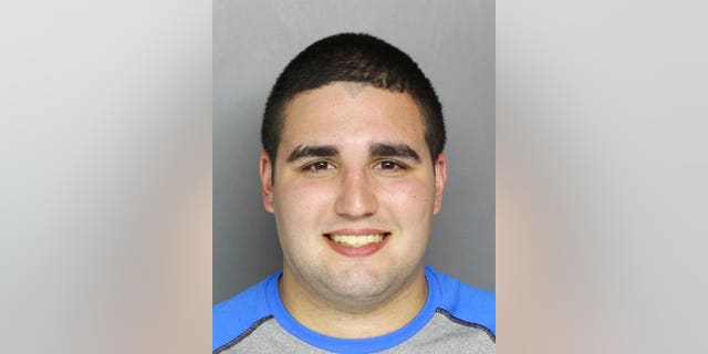 Cosmo DiNardo arrested on Monday, July 10, 2017.