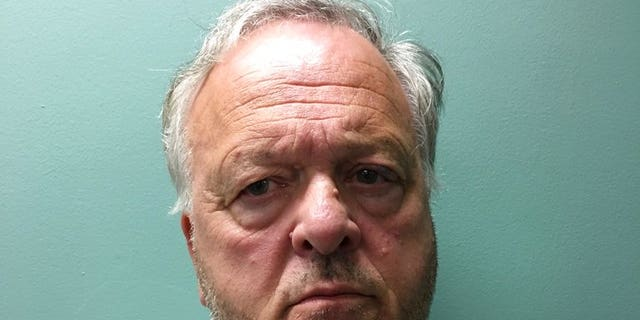 Maurice Temple, 63, was arrested for allegedly being involved in a murder-for-hire plot, police said. (Plainfield Police Department.)