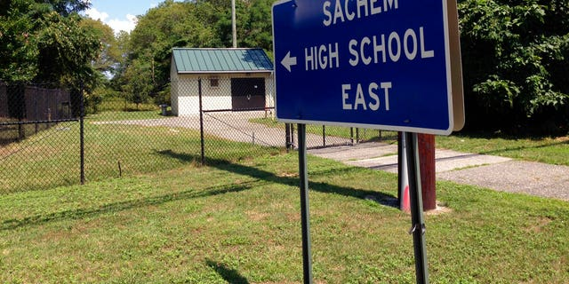 Police say Joshua Mileto, 16, died after a football practice at Sachem East High School in Farmingville, N.Y.