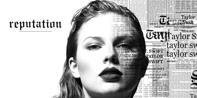 """Taylor Swift's most recent album is called """"Reputation."""""""