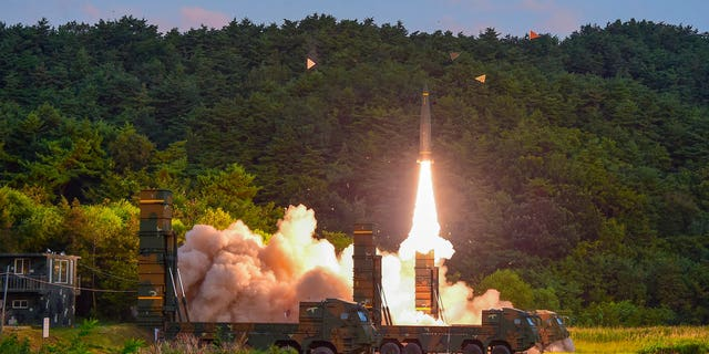 South Korea's military conducted live-fire training exercises Monday and Tuesday after North Korea claimed it successfully detonated a hydrogen bomb.